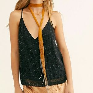 NWT Free People Bright Lights Cami